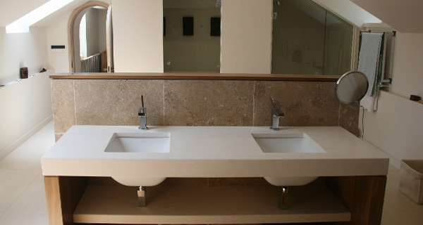 Smart Stone Specialists In Granite Or Marble Bathrooms