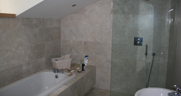 Smart Stone Specialists in Granite or Marble Bathrooms and Showers