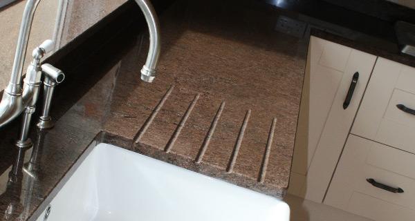 Belfast Kitchen Sink With Drainer